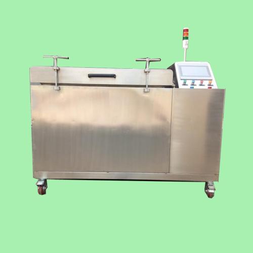 sub-zero treatment equipment for cutter