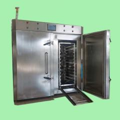 liquid nitrogen quick freezing machine