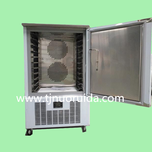 3 5 10 15 Pans high quality blast freezer Commercial blast chiller shock freezer