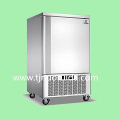 -40 degrees Low temperature vertical blast freezer small shock freezer for quick