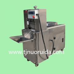 fully automatic CNC meat beef mutton roll slicer cutting machine